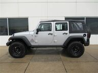 2012 Jeep Wrangler Lifted Unlimited Sport Moline IL