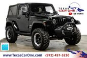 2012 Jeep Wrangler SAHARA 4WD AUTOMATIC SOFT TOP CONVERTIBLE NAVIGATION CRUISE CONTROL ALLOY