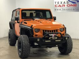 2012_Jeep_Wrangler_SPORT 4WD SOFT TOP CONVERTIBLE CRUISE CONTROL TOWING HITCH ALLOY_ Carrollton TX