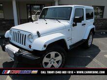 2012_Jeep_Wrangler_Sahara 4WD_ Fredricksburg VA