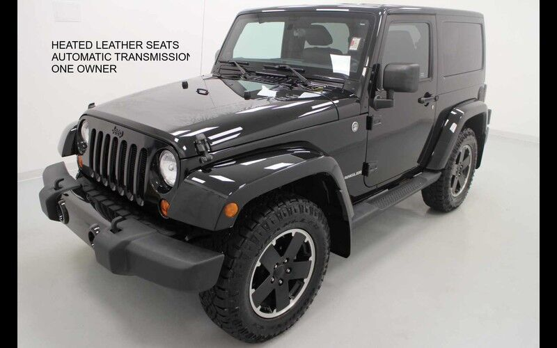 2012 Jeep Wrangler Sahara 4X4 Bonner Springs KS