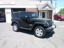 2012_Jeep_Wrangler_Sahara_ East Windsor CT