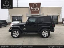 2012_Jeep_Wrangler_Sahara_ Wichita KS