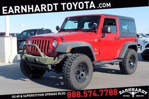 2012_Jeep_Wrangler_Sport 4WD *WELL MAINTAINED*_ Phoenix AZ