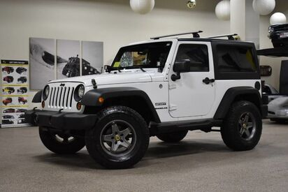 2012_Jeep_Wrangler_Sport_ Boston MA