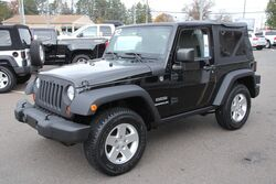 Jeep Wrangler Sport East Windsor CT