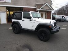 2012_Jeep_Wrangler_Sport_ East Windsor CT