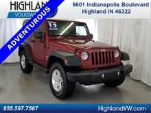 2012_Jeep_Wrangler_Sport_ Highland IN