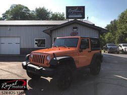 2012_Jeep_Wrangler_Sport_ Middlebury IN