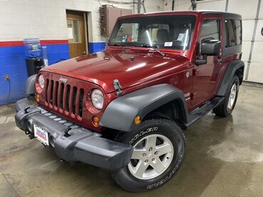 2012_Jeep_Wrangler_Sport_ Worcester MA