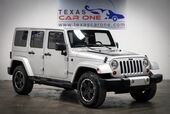 2012 Jeep Wrangler UNLIMITED ALTITUDE 4WD HARDTOP CONVERTIBLE NAVIGATION LEATHER SEATS HEATED SEATS