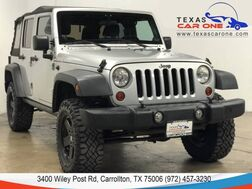2012_Jeep_Wrangler_UNLIMITED SPORT 4WD SOFT TOP CONVERTIBLE ALLOY WHEELS CRUISE CONTROL_ Carrollton TX