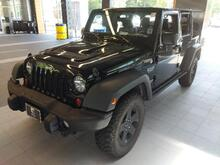 2012_Jeep_Wrangler Unlimited_4WD 4dr Call of Duty MW3 *Ltd Avail_ Cary NC