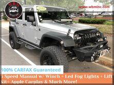 Jeep Wrangler Unlimited 4WD Sport 2012