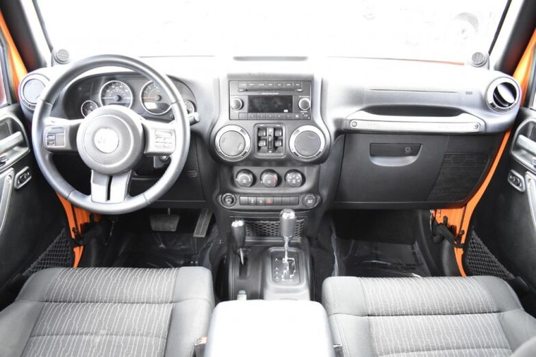 2012 Jeep Wrangler Unlimited 4WD Sport Bend OR