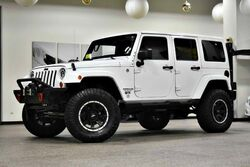 Jeep Wrangler Unlimited Altitude 2012