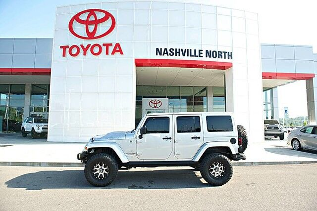 2012 Jeep Wrangler Unlimited Call of Duty MW3 Nashville TN