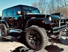 2012_Jeep_Wrangler_Unlimited Rubicon 4WD_ Richmond IN