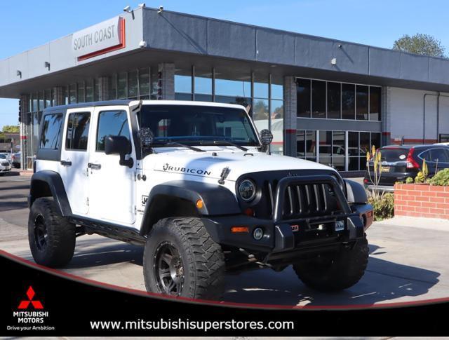 2012 Jeep Wrangler Unlimited Rubicon Cerritos CA