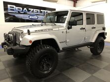 Jeep Wrangler Unlimited Rubicon, Leather, AEV Bumpers, Warn Winch, Terra Flex 3in Lift w/ Fox 2.0 Shocks 2012