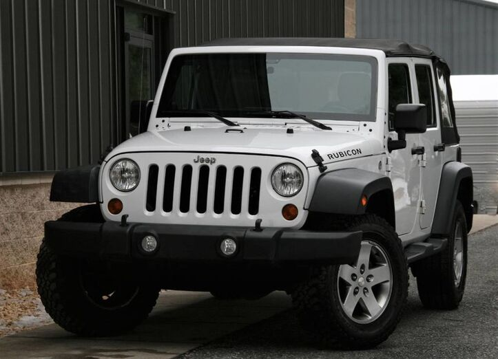 2012 Jeep Wrangler Unlimited Rubicon Sykesville MD