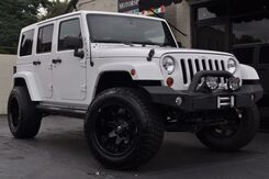2012 Jeep Wrangler Unlimited Rubicon Nashville TN