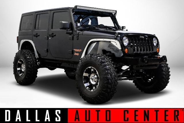 2012 Jeep Wrangler Unlimited Sahara 4WD Carrollton TX
