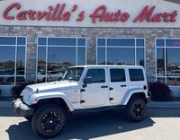 Jeep Wrangler Unlimited Sahara 2012