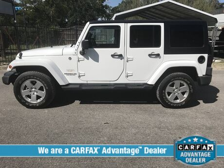 2012 Jeep Wrangler Unlimited Sahara Mobile AL