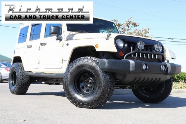 2012 Jeep Wrangler Unlimited Sahara Richmond KY