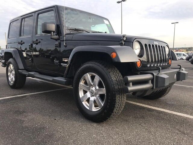 2012 Jeep Wrangler Unlimited Sahara Whitehall PA
