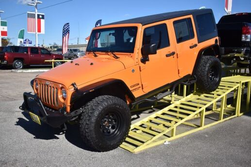2012 Jeep Wrangler Unlimited Sport 4WD Houston TX