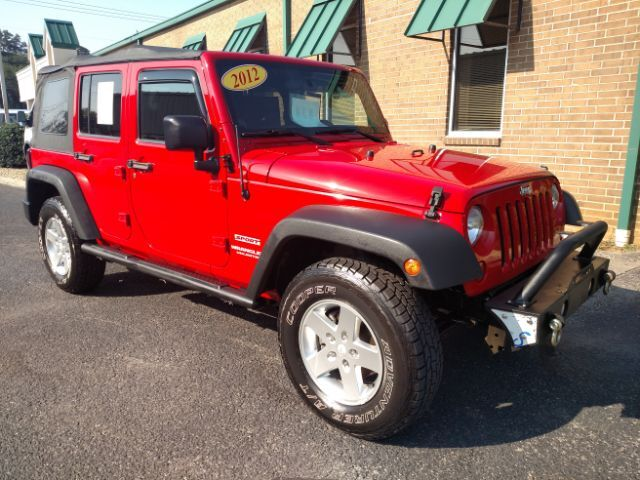 2012 Jeep Wrangler Unlimited Sport 4WD Knoxville TN