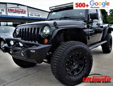 Jeep Wrangler Unlimited Sport 4x4 4dr SUV 2012
