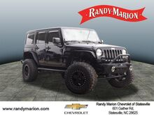 2012_Jeep_Wrangler_Unlimited Sport_ Hickory NC