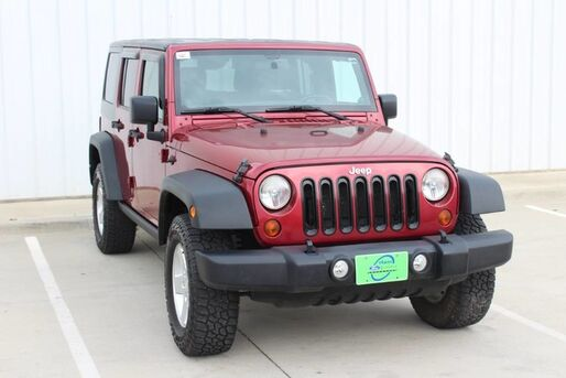 2012_Jeep_Wrangler Unlimited_Sport_ Longview TX