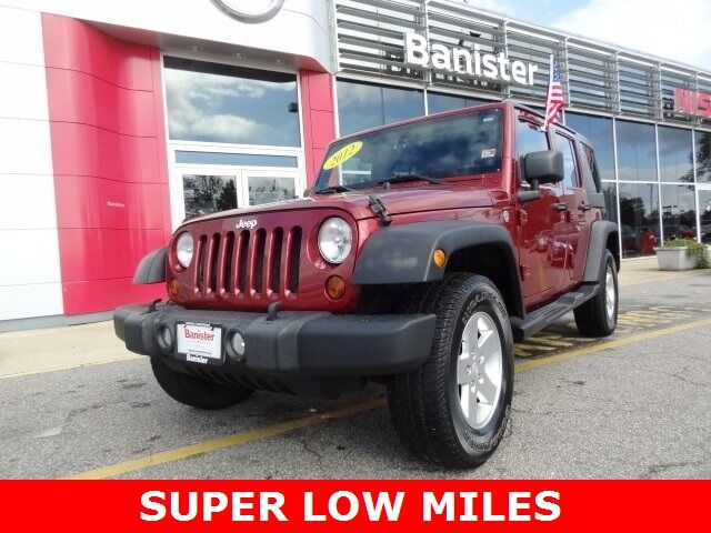 2012 Jeep Wrangler Unlimited Sport Norfolk VA