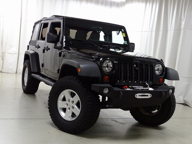 2012 Jeep Wrangler Unlimited Sport Raleigh NC