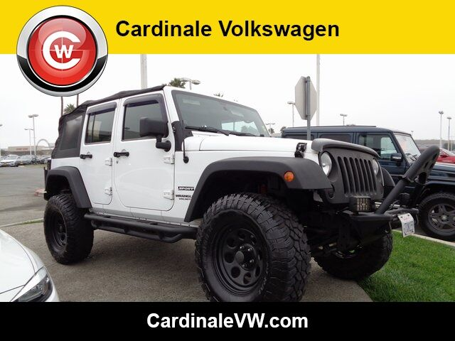 2012 Jeep Wrangler Unlimited Sport Salinas CA