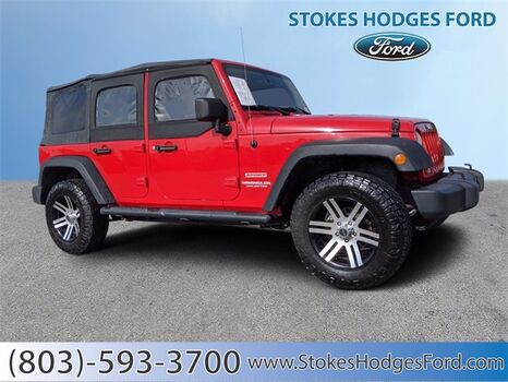 2012_Jeep_Wrangler_Unlimited Sport_ Aiken SC