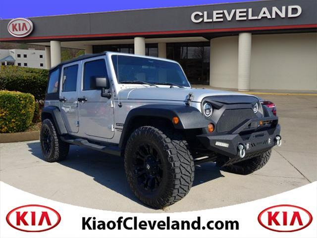 2012 Jeep Wrangler Unlimited Unlimited Sport Chattanooga TN