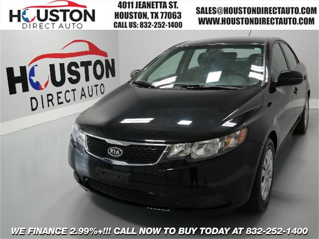 2012 Kia Forte EX Houston TX