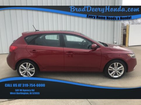 2012_Kia_Forte_SX_ West Burlington IA