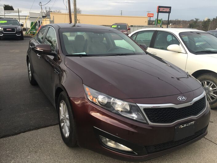 2012 Kia Optima  Richmond KY