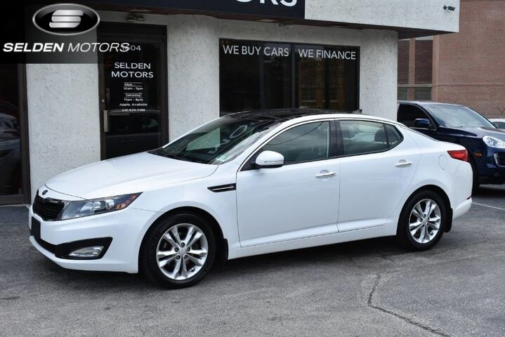 2012_Kia_Optima_EX_ Conshohocken PA