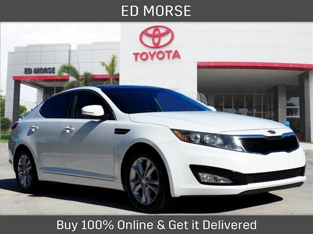 2012 Kia Optima EX Delray Beach FL