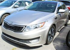 2012_Kia_Optima_Hybrid - w/ NAVIGATION & PANORAMIC ROOF_ Lilburn GA