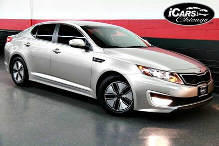 2012_Kia_Optima_Hybrid 4dr Sedan_ Chicago IL