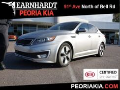 2012_Kia_Optima_Hybrid_ Peoria AZ