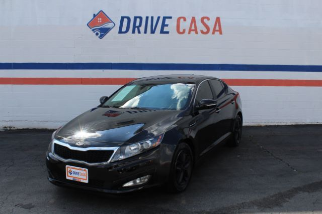 2012 Kia Optima LX AT Dallas TX